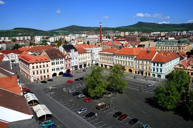 náměstí litoměřic